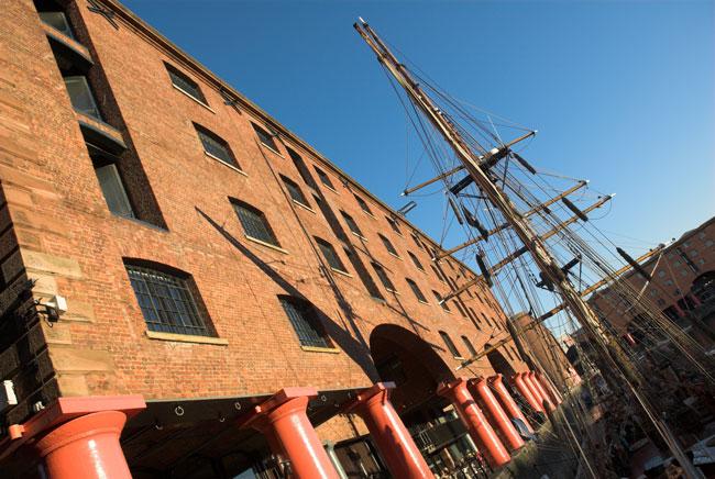 Liverpool-port