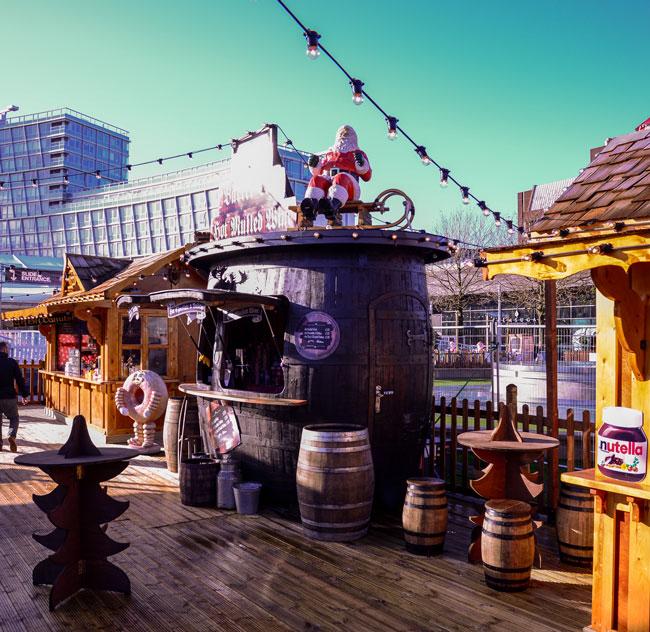 barrel-hut