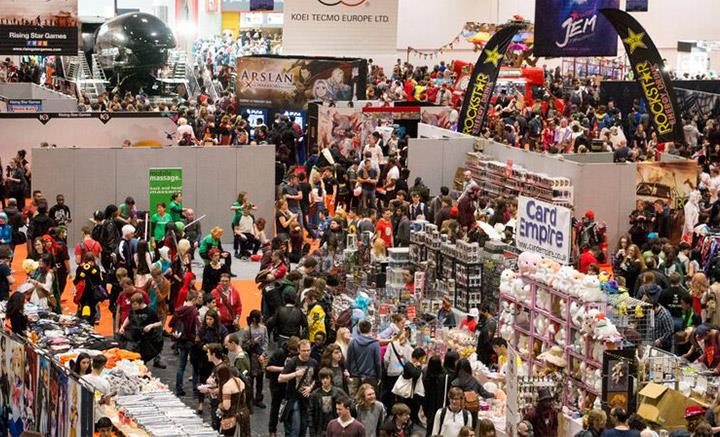 MCM Comic Con