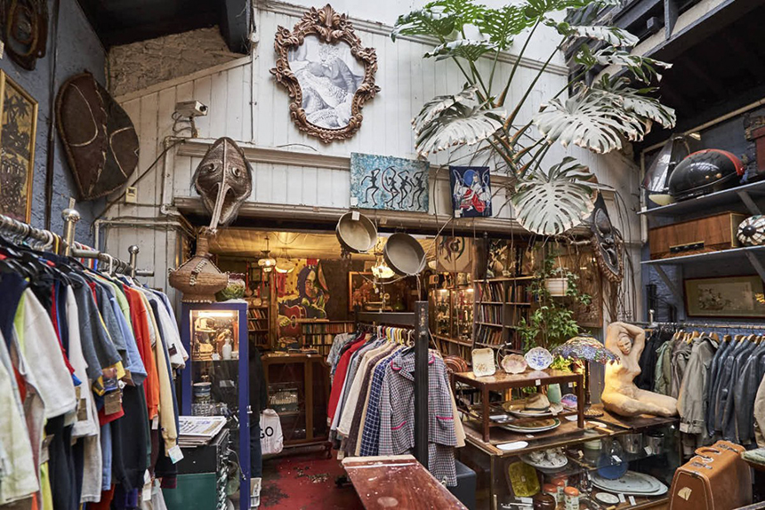 The Best of Vintage Shopping in Liverpool 1