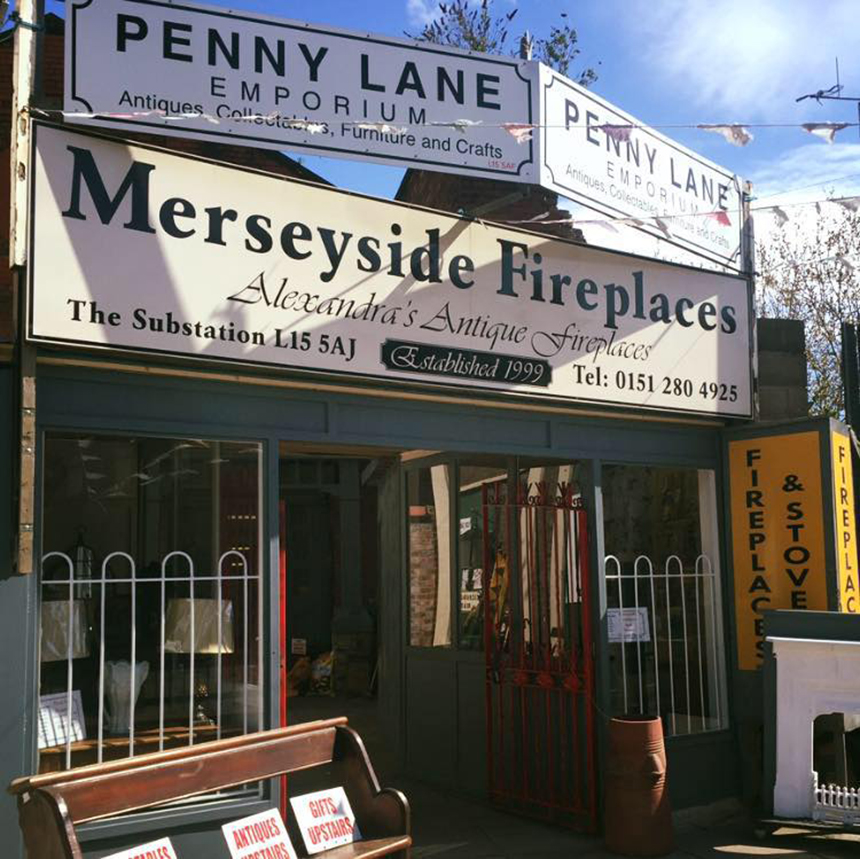 The Best of Vintage Shopping in Liverpool 7