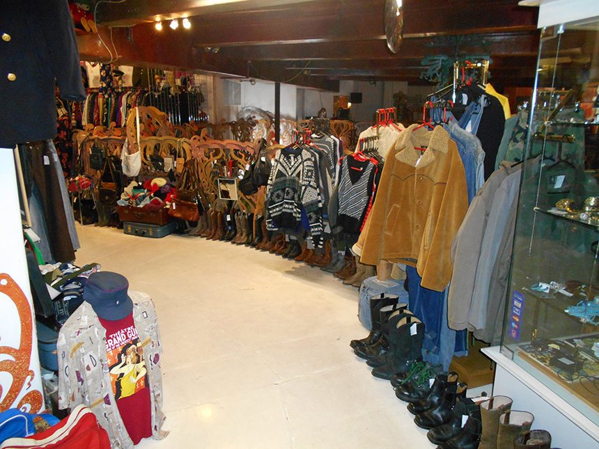 The Best of Vintage Shopping in Liverpool 2