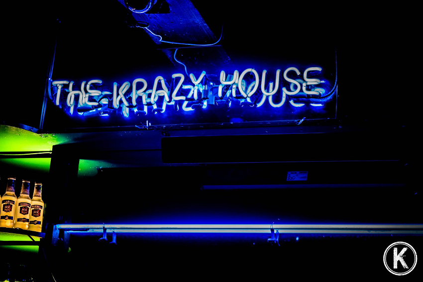 Krazyhouse - Thursday night in Liverpool