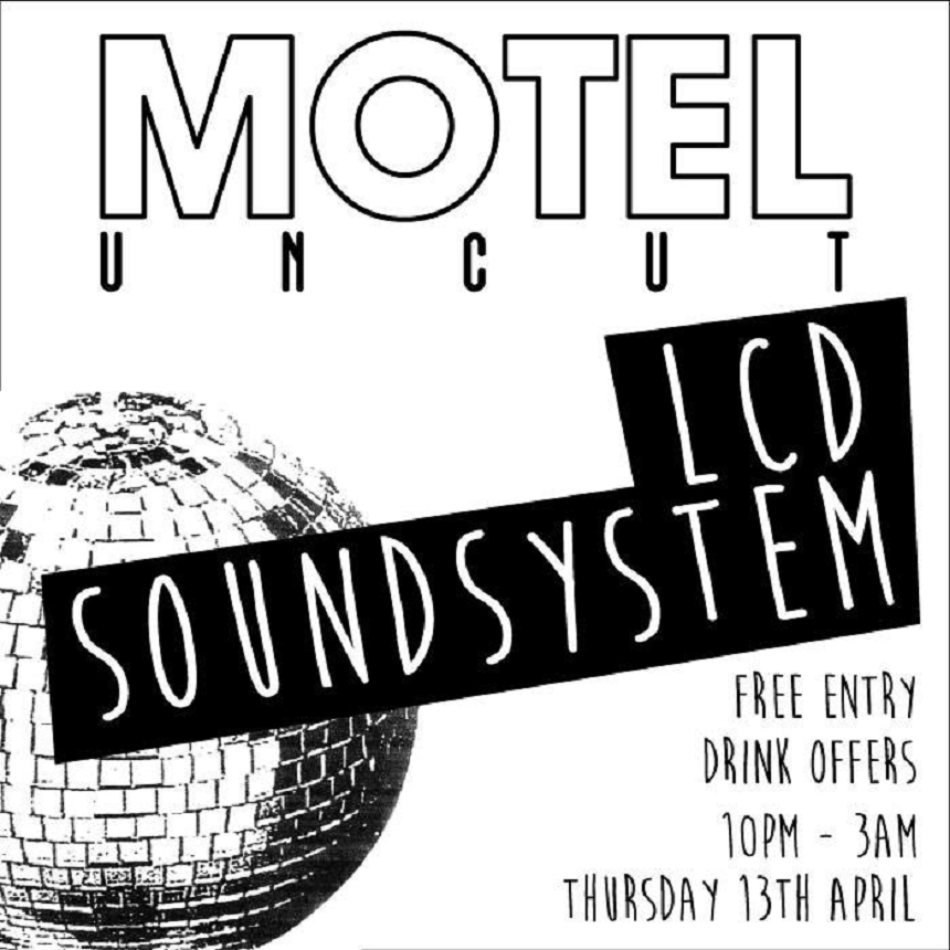 Motel - Thursday night in Liverpool