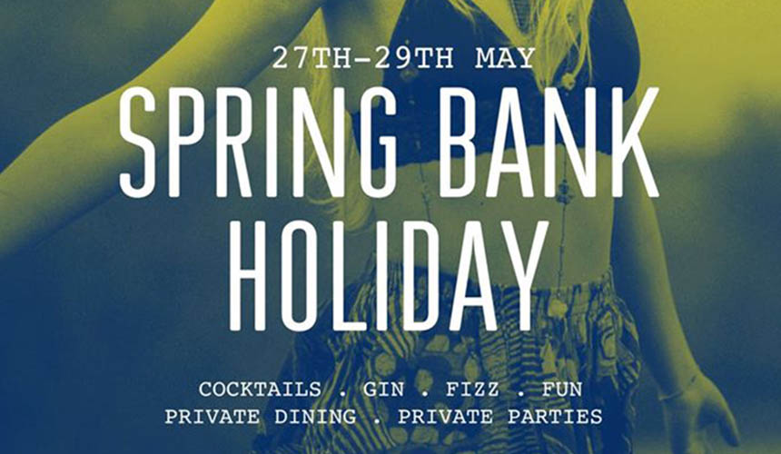 What's On: May Bank Holiday in Liverpool 8
