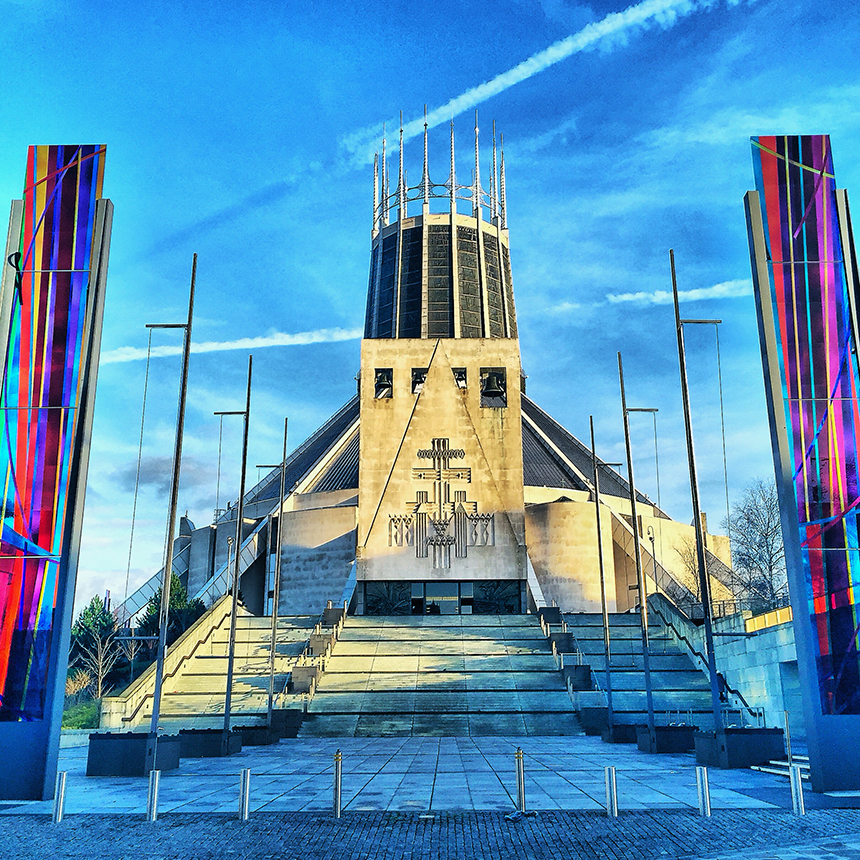 25 Photographs Celebrating Liverpool Metropolitan Cathedral 15