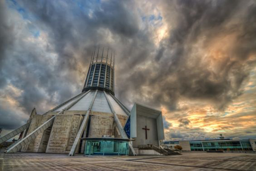 25 Photographs Celebrating Liverpool Metropolitan Cathedral 19