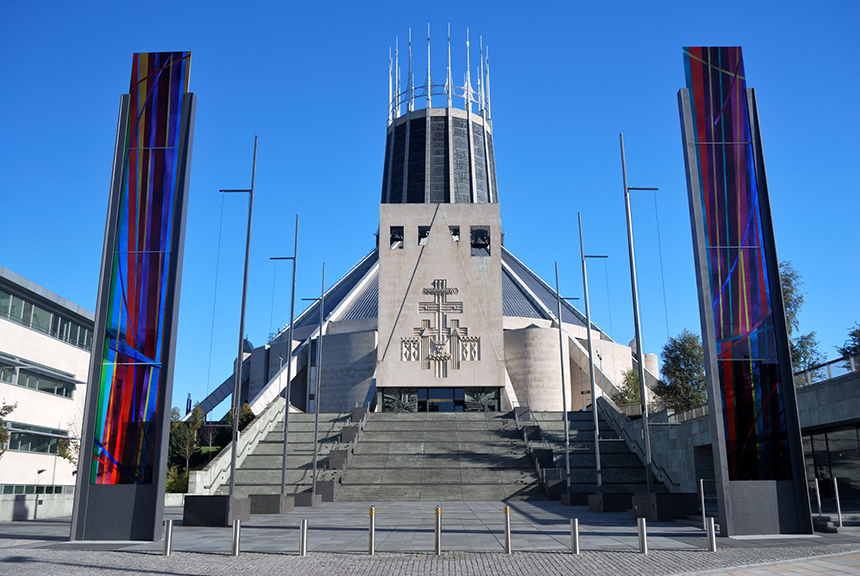 25 Photographs Celebrating Liverpool Metropolitan Cathedral 13