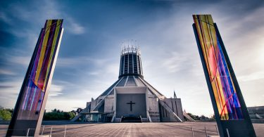 25 Photographs Celebrating Liverpool Metropolitan Cathedral 4