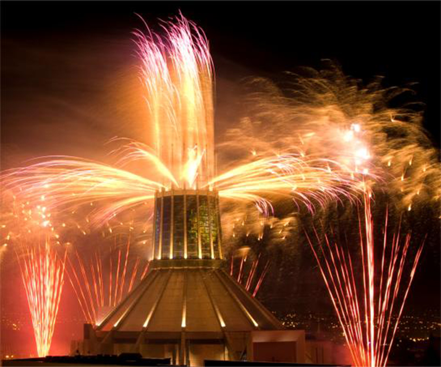 25 Photographs Celebrating Liverpool Metropolitan Cathedral 17