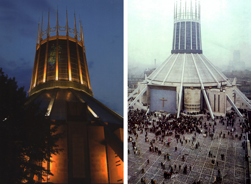 25 Photographs Celebrating Liverpool Metropolitan Cathedral 8