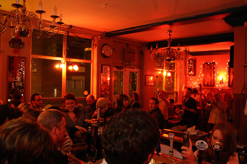 Jazz nights Liverpool